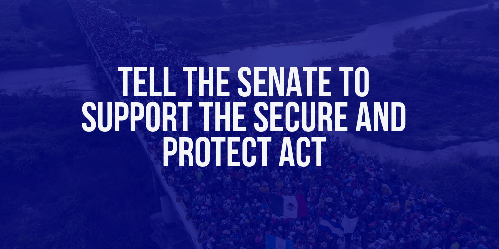 Tell the Senate to Support the Secure and Protect Act
